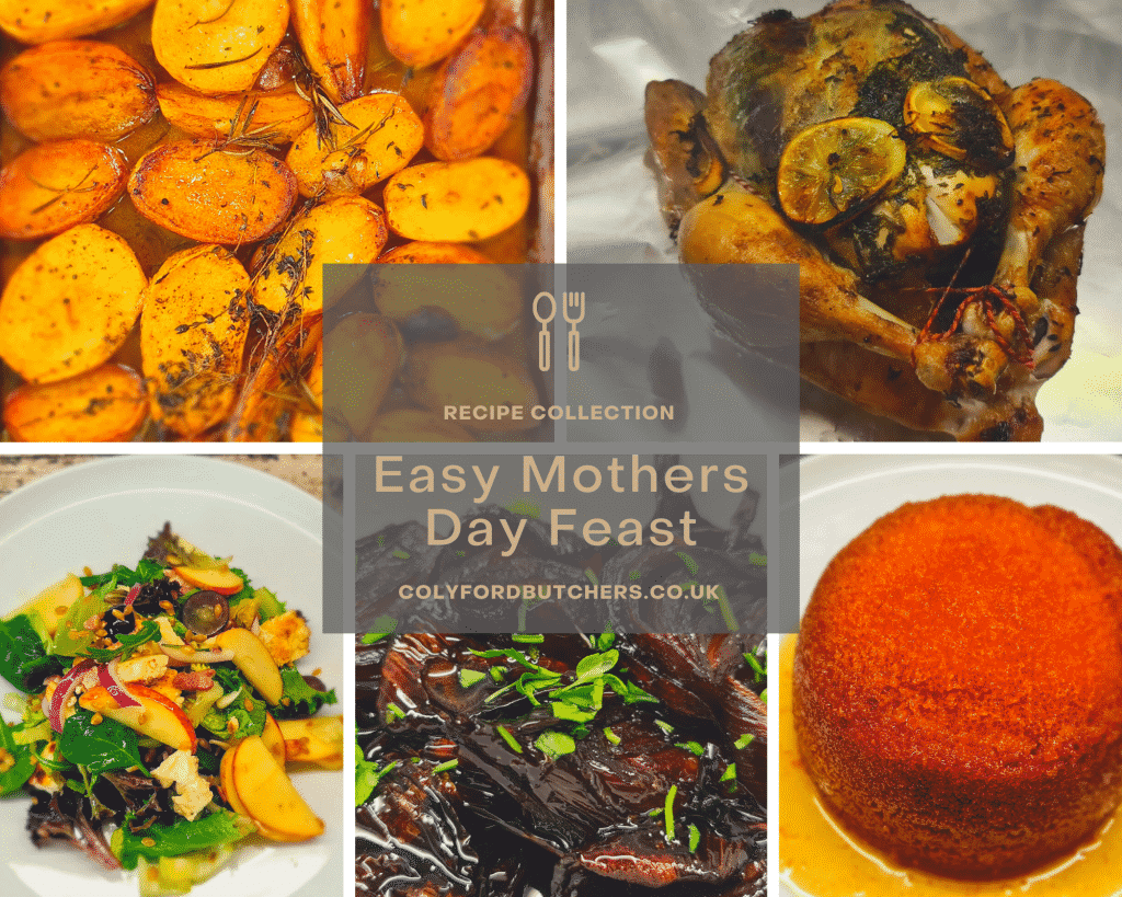 Easy Mothers Day Feast