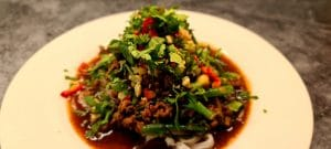 Char Siu Beef with Broccoli